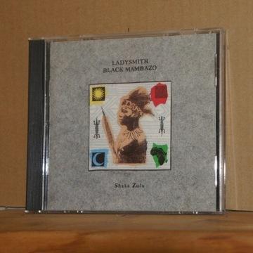 cd242. LADYSMITH BLACK MAMBAZO SHAKA ZULU