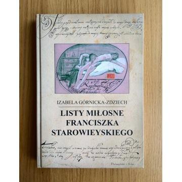 Listy miłosne Franciszka Starowieyskiego - PIĘKNA