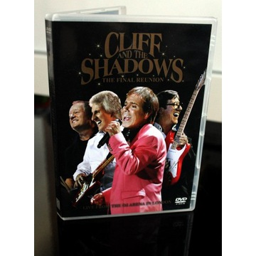 Cliff And The Shadows –The Final Reunion DVD