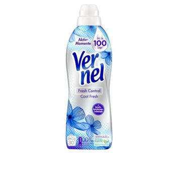 Vernel płyn do płukania Fresh Control  z De