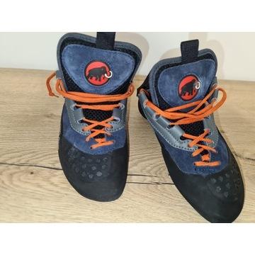 Buty wspinaczkowe Mamut Ext 37 r. wkładka 19,5 cm