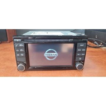 Nissan Note E12 Radio Mp3 Navi Mapa SD 7513750207