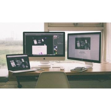 Strona Twojej Firmy Wordpress | Hosting + Domena