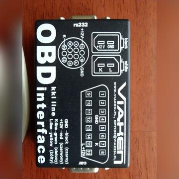 OBD interface VAG, BMW, OPEL