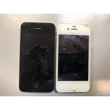 IPhone 4s czarny i 4 biały
