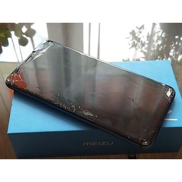 Meizu M8 M813H uszkodzony LCD włącza się