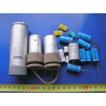 kondensatory  komplet