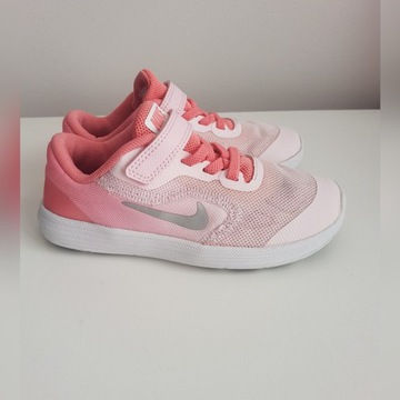 buty sportowe Nike dla dziewczynki  r.27