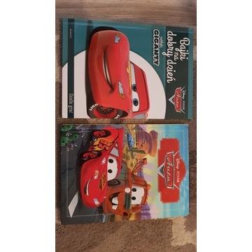 Książki AUTA Disney Pixar