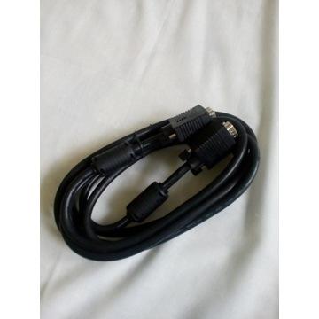 Kabel D-Sub (w pełni sprawny, prawie nieużywany)