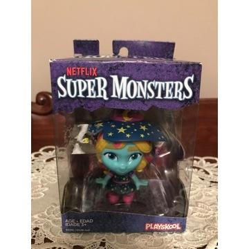Playskool Netflix Super Monsters Katya Spelling