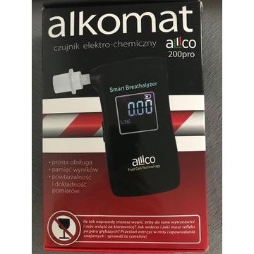 Nowy alkomat allco 200pro