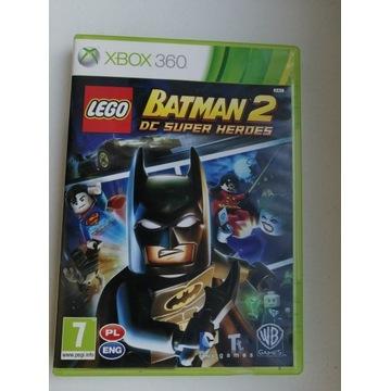 Lego Batman 2 PL Xbox 360