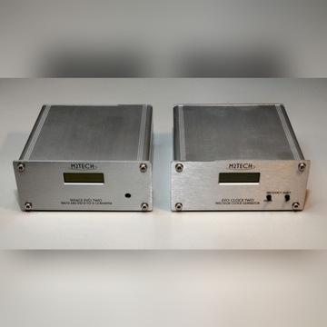 M2TECH HIFACE EVO Two, EVO CLOCK Two + CSR Super S