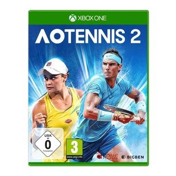 AO Tennis 2 XBOX ONE KLUCZ/KOD PL