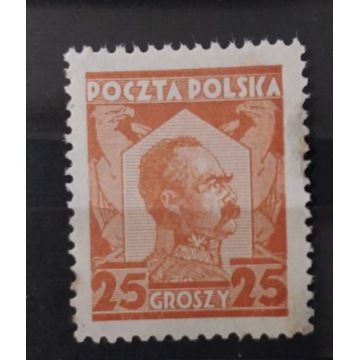 Polska 1928, Fi 234, **/*