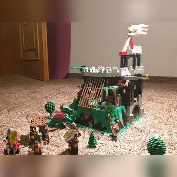 Lego zamek, lata 90'