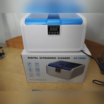 Myjka ultradźwiękowa 2,5L 120W cyfrowa CE-7200A