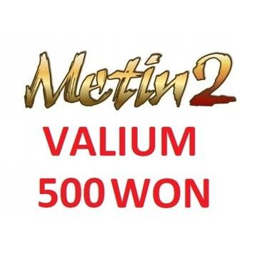 METIN2 VALIUM 500 won wony YANG valium.pl OD FIRMY