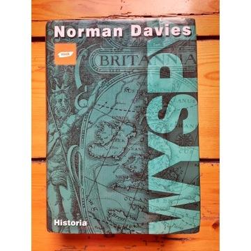 Norman Davies - Wyspy Historia