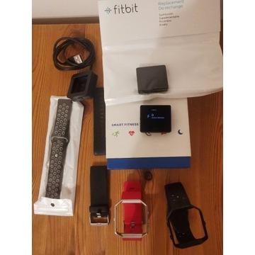 Smartwatch Fitbit Blaze Nowy, Drugi używany Gratis