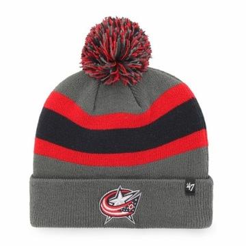 Czapka zimowa NHL Columbus Blue Jackets 47'