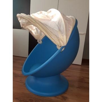 Zamykany fotel-karuzela 360 z Ikea