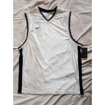 Nowa Koszulka Nike NBA biała do koszykówki XXL