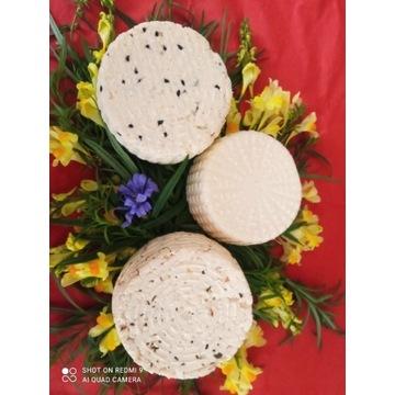 Ser koryciński ze świeżego mleka - zestaw 3 serów