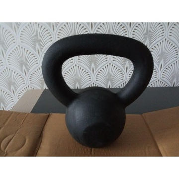 Kettlebel żeliwny 8 kg - od 1zł BCM