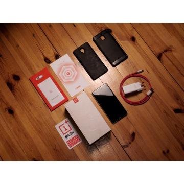 OnePlus 3T 6/64GB/16MPix/Dual SIM Full zestaw