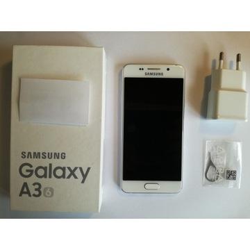 Samsung Galaxy A3 SM-A310F Biały -SuperAMOLED