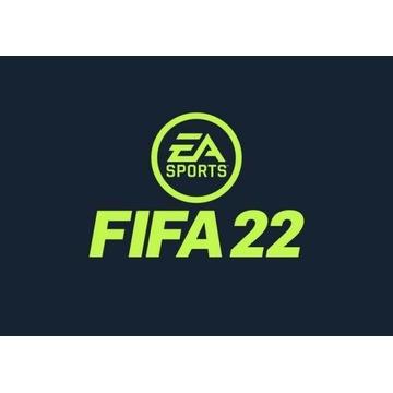 FIFA 22 100K PS4/PS5 COINS COINSY MONETY OKAZJA