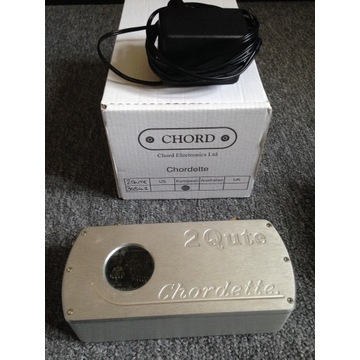 Chord 2Qute Dac  (zasilacz liniowy + kabel BNC)