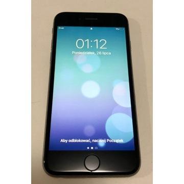 iPhone 6S - 16GB - Silver - 1 właściciel