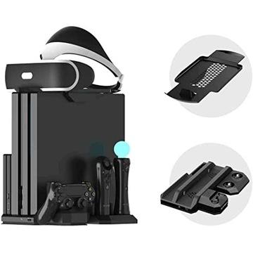 Wielofunkcyjna podstawka do PS4 slim pro VR