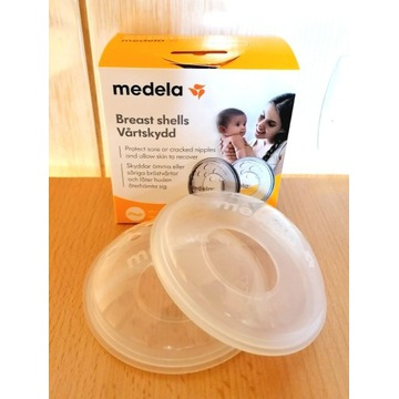 Muszle laktacyjne Medela