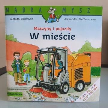 Mądra mysz w mieście - Nowa