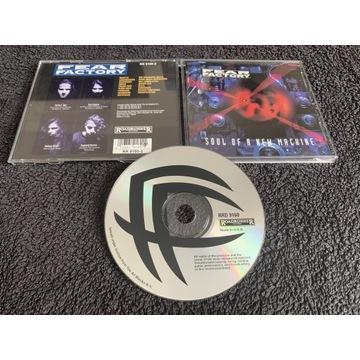 Fear Factory - Soul Of A New Machine - Roadrunner