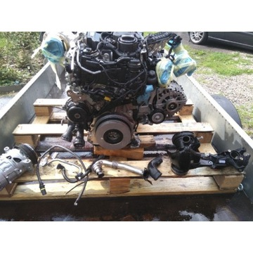 Mercedes-Benz W213 2.0 654920 Uszkodzony