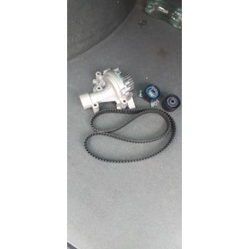 Pompa wody SKF VKPA 33650 z paskiem rozrządu