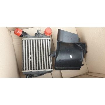 Kondensator, chłodnica Fiat Abarth 595 2015r 190KM