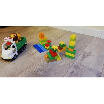 Lego Duplo Ciężarówka ZOO + plus dodatkowe klocki