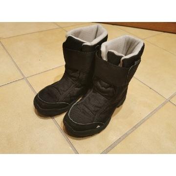 Buty śniegowce, kozaki rozmiar 29 Poznań