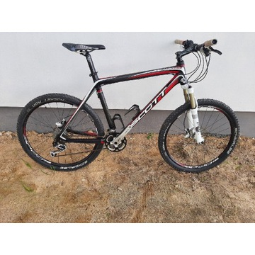 "Rower Scott Scale 20 carbon 26"""