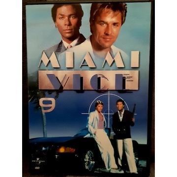 Miami Vice 09 DVD odcinek 17 i 18