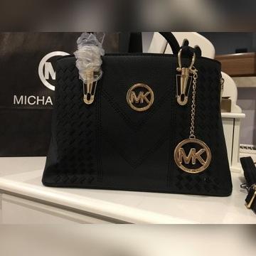 Torebka torba MK czarna Michael Kors OKAZJA guess