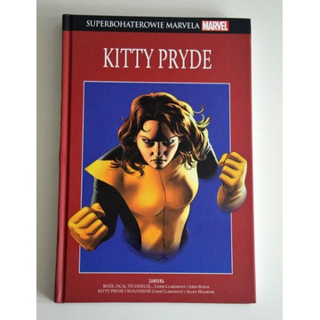 Superbohaterowie Marvela, Kitty Pryde, numer 118