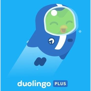 Konto Duolingo Plus (365 dni)