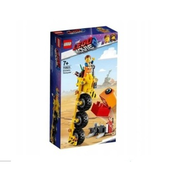 Lego Przygoda Movie 2 Trójkołowiec Emmeta 70823